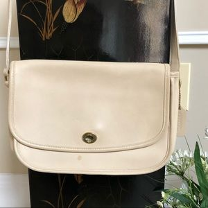 Vintage Coach City Bag